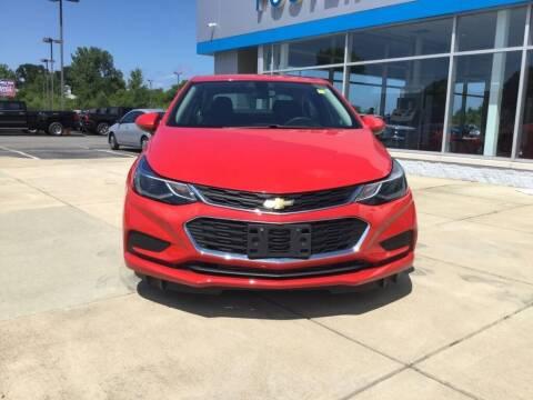 2017 Chevrolet Cruze for sale at Cj king of car loans/JJ's Best Auto Sales in Troy MI