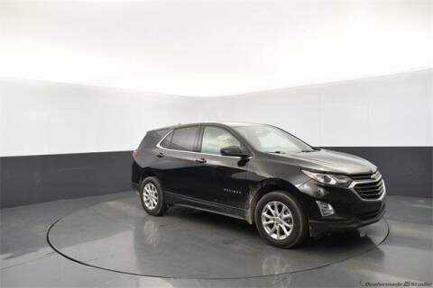 2019 Chevrolet Equinox for sale at Tim Short Auto Mall 2 in Corbin KY
