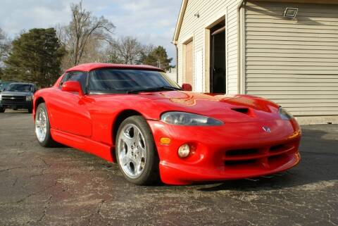 2000 Dodge Viper for sale at MARK CRIST MOTORSPORTS in Angola IN