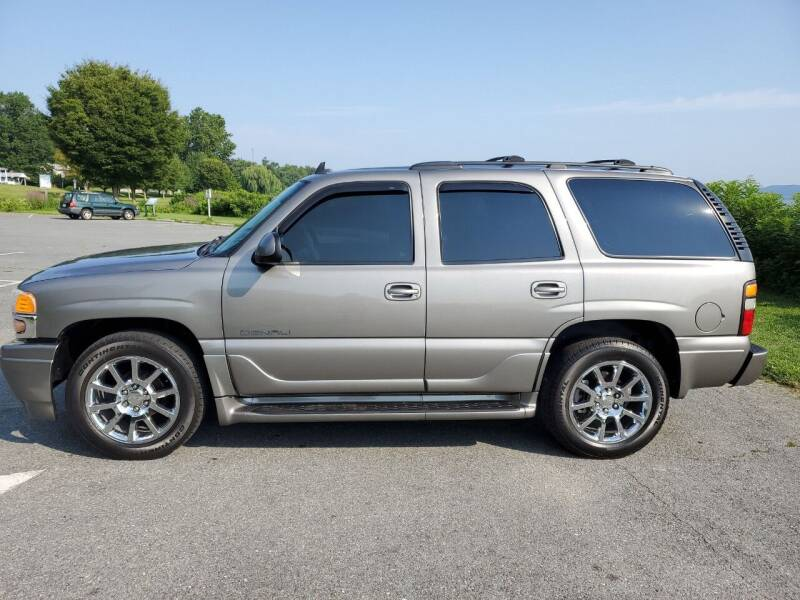 2006 GMC Yukon for sale at Bowles Auto Sales in Wrightsville PA