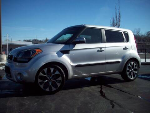 2013 Kia Soul for sale at Whitney Motor CO in Merriam KS