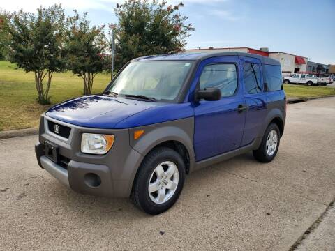 2004 Honda Element for sale at DFW Autohaus in Dallas TX