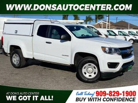 2017 Chevrolet Colorado for sale at Dons Auto Center in Fontana CA