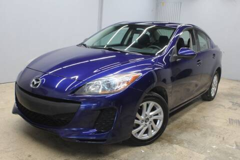 2013 Mazda MAZDA3 for sale at Flash Auto Sales in Garland TX