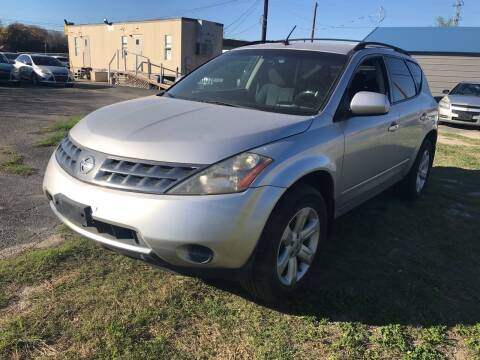 2007 Nissan Murano for sale at K-M-P Auto Group in San Antonio TX