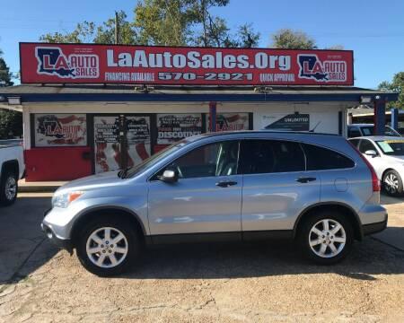 2009 Honda CR-V for sale at LA Auto Sales in Monroe LA