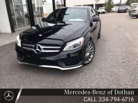 2018 Mercedes-Benz C-Class for sale at Mike Schmitz Automotive Group in Dothan AL