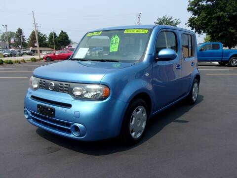 2014 Nissan cube for sale at Ideal Auto Sales, Inc. in Waukesha WI