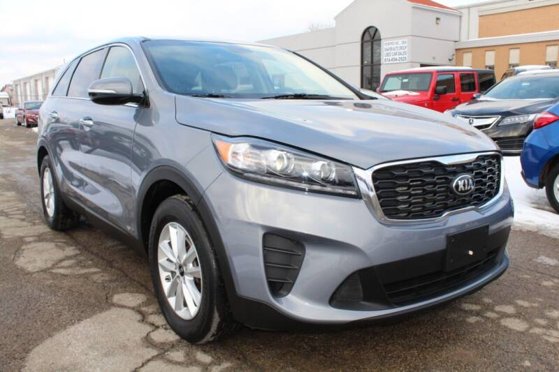 2020 Kia Sorento for sale at SHAFER AUTO GROUP in Columbus OH