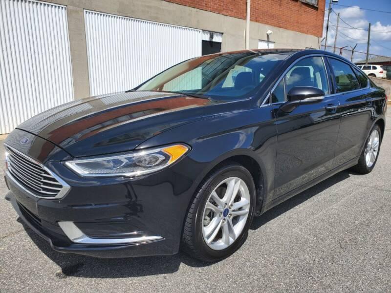 2018 Ford Fusion for sale at Atlanta's Best Auto Brokers in Marietta GA