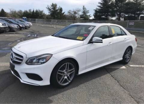2015 Mercedes-Benz E-Class for sale at Royal Crest Motors in Haverhill MA