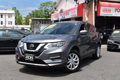 2018 Nissan Rogue for sale at Foreign Auto Imports in Irvington NJ
