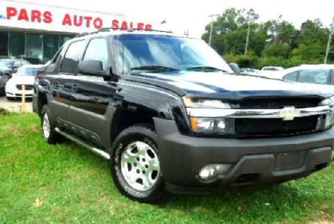 2005 Chevrolet Avalanche for sale at Pars Auto Sales Inc in Stone Mountain GA