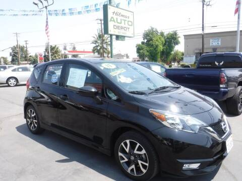 2017 Nissan Versa Note for sale at HILMAR AUTO DEPOT INC. in Hilmar CA
