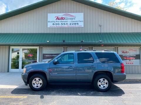 2008 Chevrolet Tahoe for sale at AutoSmart in Oswego IL