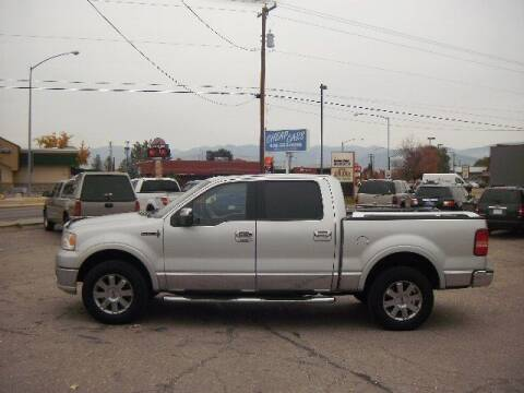 2006 Lincoln Mark LT for sale at CHEAP CARS in Missoula MT