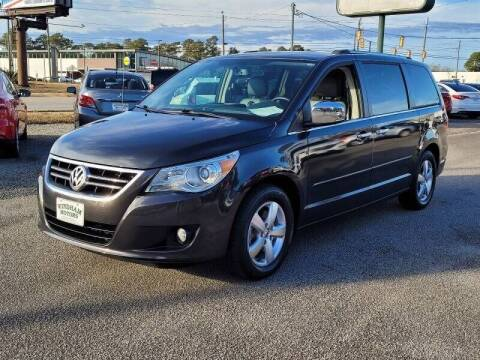 2011 Volkswagen Routan for sale at Best Choice USA in Swansea MA