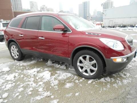 2010 Buick Enclave for sale at Metropolitan Automan, Inc. in Chicago IL