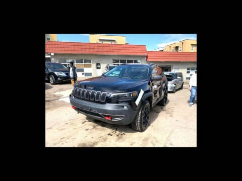 2019 Jeep Cherokee for sale at ELITE MOTOR CARS OF MIAMI in Miami FL