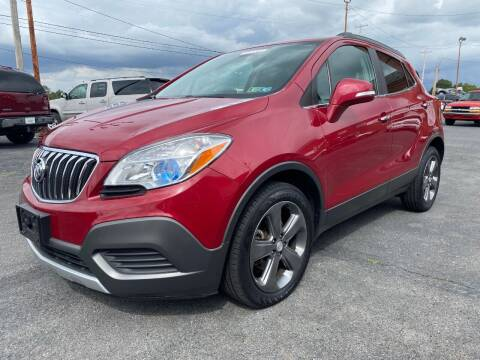 2014 Buick Encore for sale at Clear Choice Auto Sales in Mechanicsburg PA