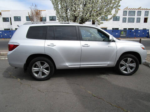 2008 Toyota Highlander for sale at Power Edge Motorsports- Millers Economy Auto in Redmond OR