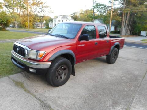2003 Toyota Tacoma for sale at Cooper's Wholesale Cars in West Point MS