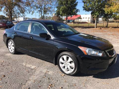 2010 Honda Accord for sale at Cherry Motors in Greenville SC