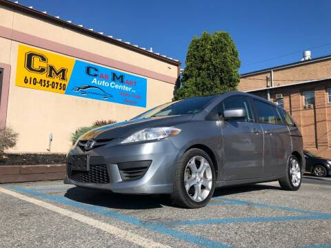 2010 Mazda MAZDA5 for sale at Car Mart Auto Center II, LLC in Allentown PA