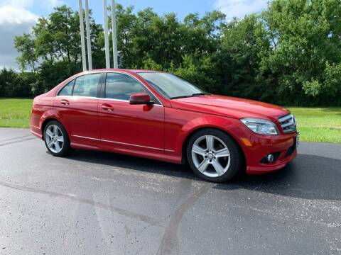2010 Mercedes-Benz C-Class for sale at Certified Auto Exchange in Indianapolis IN