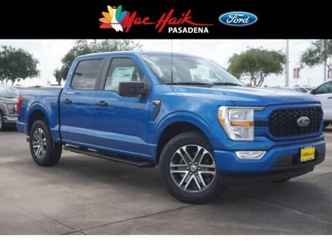 2021 Ford F-150 for sale at Mac Haik Ford Pasadena in Pasadena TX