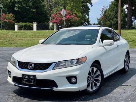 2014 Honda Accord for sale at Sebar Inc. in Greensboro NC