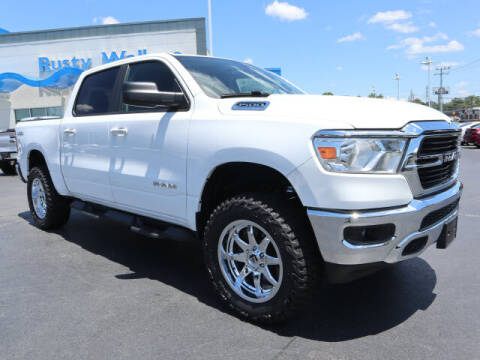 2019 RAM Ram Pickup 1500 for sale at RUSTY WALLACE HONDA in Knoxville TN