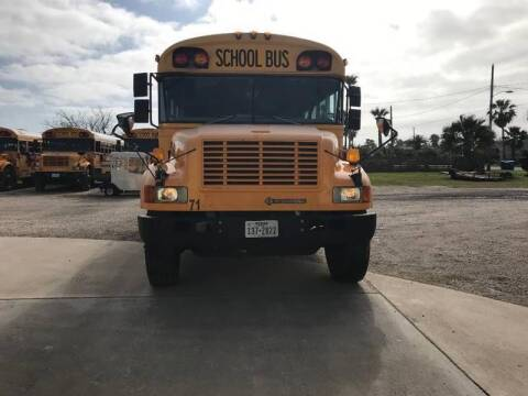 2001 International Blue Bird for sale at Global Bus Sales & Rentals in Alice TX