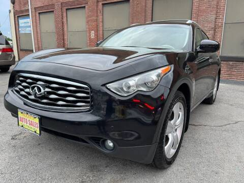 2011 Infiniti FX35 for sale at Rocky's Auto Sales in Worcester MA