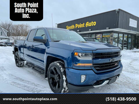 2017 Chevrolet Silverado 1500 for sale at South Point Auto Plaza, Inc. in Albany NY