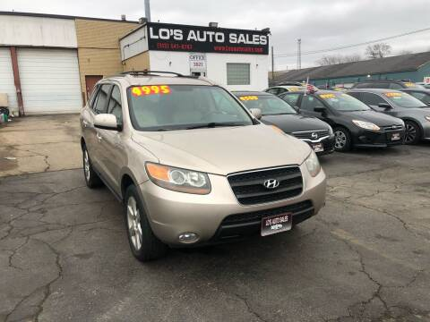 2007 Hyundai Santa Fe for sale at Lo's Auto Sales in Cincinnati OH