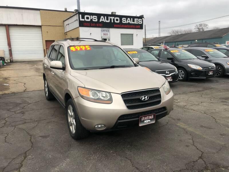 2007 Hyundai Santa Fe for sale at Lo's Auto Sales in Cincinnati OH