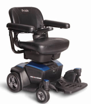 Pride Mobility Go Chair for sale at Adaptive Mobility Wheelchair Vans in Seekonk MA