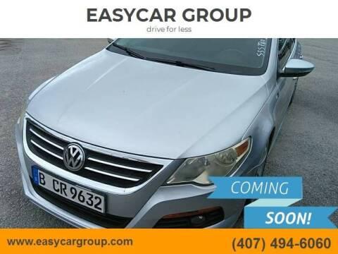 2010 Volkswagen CC for sale at EASYCAR GROUP in Orlando FL