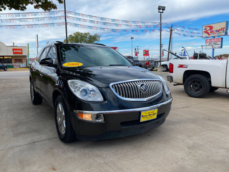 2008 Buick Enclave for sale at Russell Smith Auto in Fort Worth TX