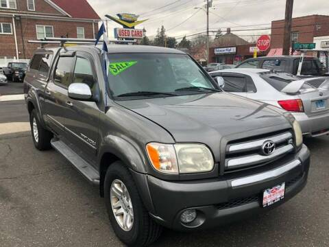 2005 Toyota Tundra for sale at Bel Air Auto Sales in Milford CT