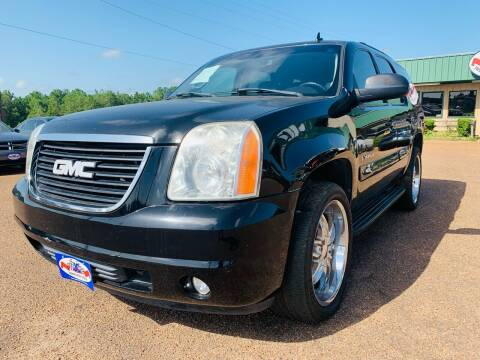 2008 GMC Yukon for sale at JC Truck and Auto Center in Nacogdoches TX