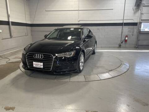 2018 Audi A6 for sale at Luxury Car Outlet in West Chicago IL
