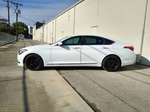 2015 Hyundai Genesis for sale at 57 Auto Sales in San Antonio TX