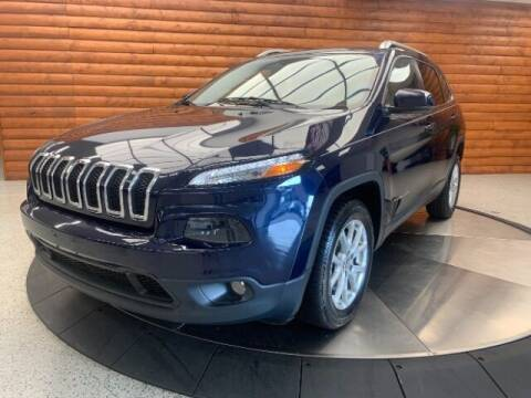 2015 Jeep Cherokee for sale at Dixie Imports in Fairfield OH