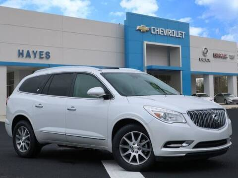 2017 Buick Enclave for sale at HAYES CHEVROLET Buick GMC Cadillac Inc in Alto GA