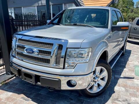 2011 Ford F-150 for sale at Unique Motors of Tampa in Tampa FL