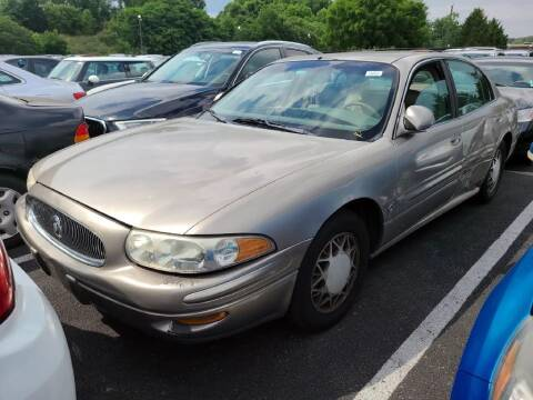 2003 Buick LeSabre for sale at Glory Auto Sales LTD in Reynoldsburg OH