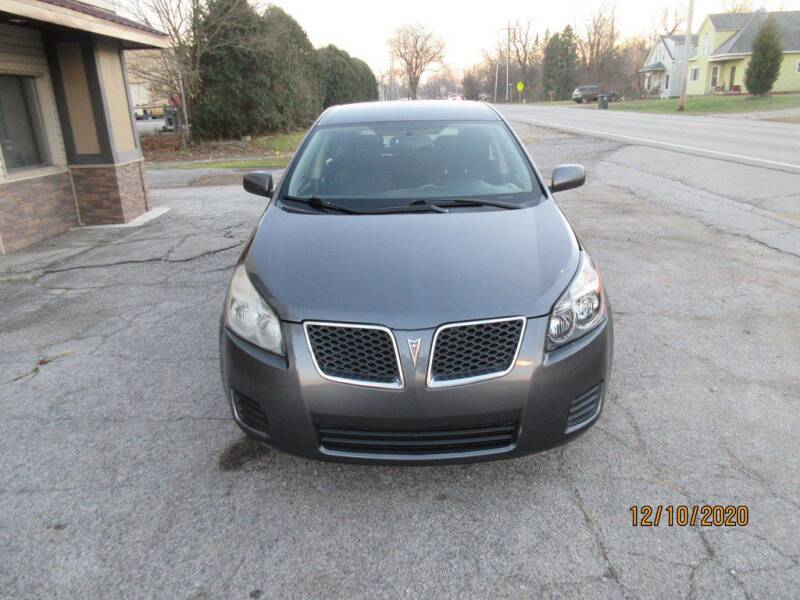 2010 Pontiac Vibe for sale at Settle Auto Sales TAYLOR ST. in Fort Wayne IN