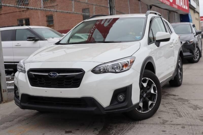2019 Subaru Crosstrek for sale at HILLSIDE AUTO MALL INC in Jamaica NY